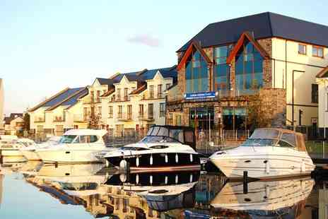 The Marina Hotel - One or Two night stay for two including breakfast and afternoon tea - Save 48%