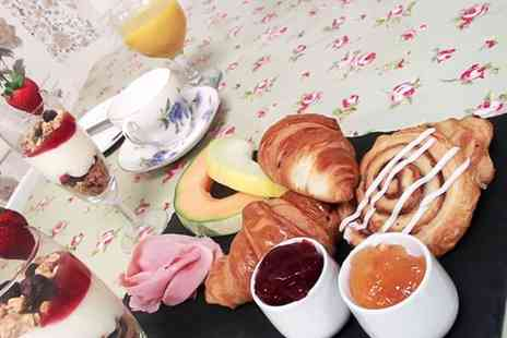 Mom n co Cakes - Continental Brunch For Two or Four  - Save 36%