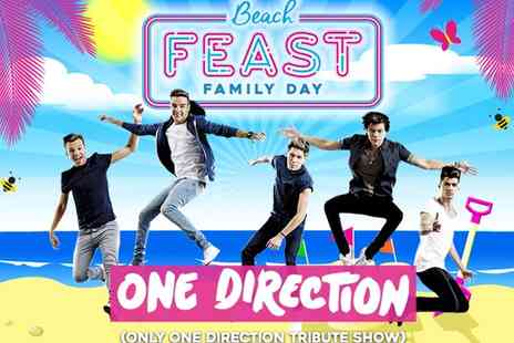 Beach Feast - Ticket to Beach Feast Family Day, Bournemouth Pier Approach, 11 June - Save 25%