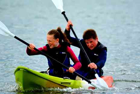 Colwyn Bay Watersports - Canoe or Kayak Hire - Save 60%