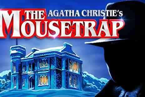 ATG Tickets - Tickets to see Agatha Christies The Mousetrap at Manchester Opera House, 27 To 30 June - Save 40%