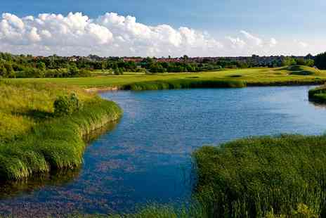 Village Hotel Herons Reach - Twilight Golf Game Including a Buggy for Two or Four - Save 0%