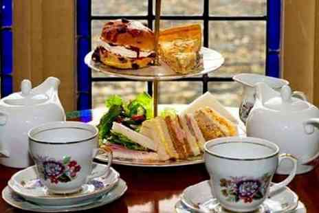Mary Rowntrees - Seafront Edwardian Afternoon Tea For Two - Save 50%