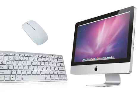 Titanium Computers - Refurbished 20 Inch Apple iMac Core 2 Duo With Free Delivery - Save 0%