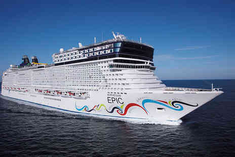 NCL Epic - Four nights Stay in a Standard Room - Save 35%