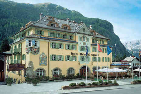 Schloss hotel Dolomiti - Four Star 7 nights Stay in a Classic Room with a Balcony - Save 33%