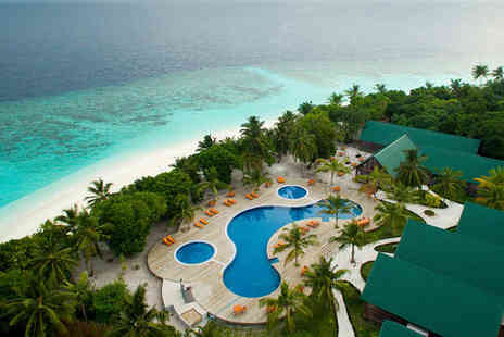 Furaveri Maldives - Five Star 7 nights Stay in a Beach Villa - Save 0%