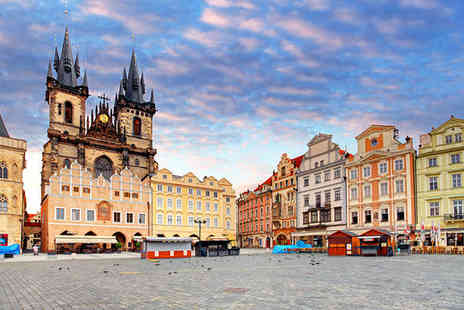 Sheraton Prague Charles Square - Five Star 3 nights Stay in a Grand Deluxe Room - Save 67%