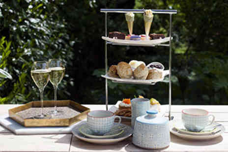 Hampton Manor - Afternoon Tea and Sparkling Wine Tasting for Two - Save 20%