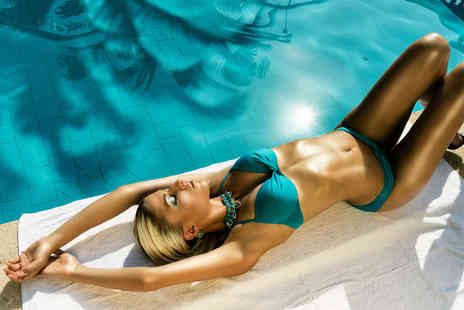Perfection by Mona - Waxing package including underarms, half leg and bikini line - Save 70%