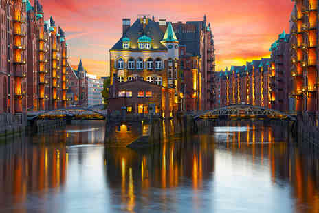Worldwide Tours & Travel - Three night Hamburg to Southampton cruise with a one night hotel stay - Save 21%
