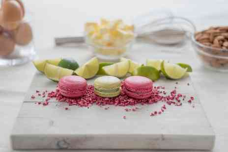 Ganache Macaron - Macaron Cooking Class For One or Two - Save 56%