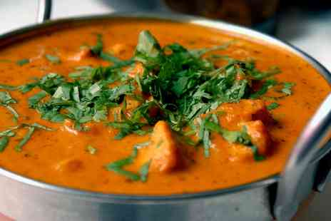Bengal Cuisine - Two Course Indian Meal with a Drink for Two or Four - Save 64%