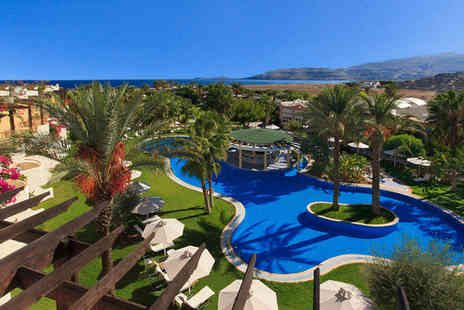 Atrium Palace Thalasso Spa - Five Star 10 nights Stay in a Double Sea View Room - Save 59%