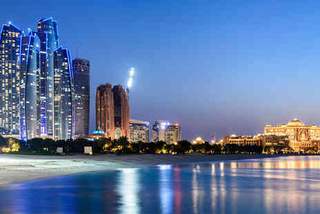 Jannah Burj Al Sarab - Five Star 4 nights Stay in a Jannah Deluxe Suite - Save 70%