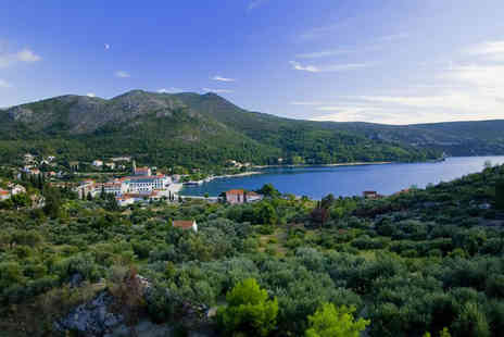 Grand Admiral Croatia - Five Star  7 nights Stay in a Mountain View Room - Save 56%
