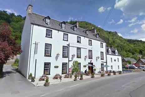 The Weem Inn - One or Two night stay for two with breakfast - Save 51%