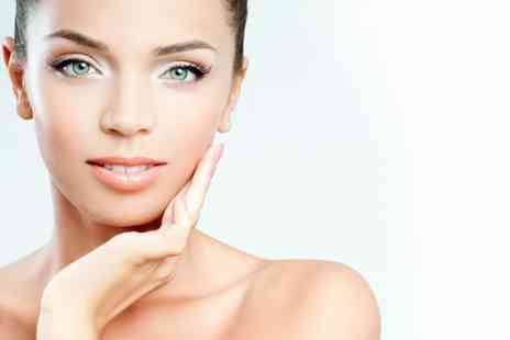 YouGlo - One, Two or Three sessions of thread vein removal on four areas - Save 82%
