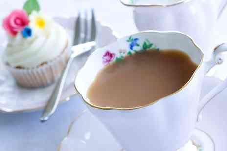 Jacquelines Tea Room - Traditional Cream Tea for Two or Four - Save 39%