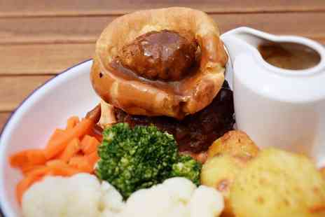 Proper Burger Co - Sunday Lunch Burger for One or Two - Save 48%