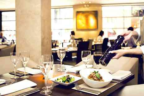 Cielo - Dinner & Bubbly for 2 at Italian Restaurant of the Year - Save 50%