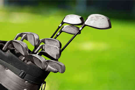 Adam Hall Golf - Personalised individual golf lesson with a PGA advanced professional - Save 78%