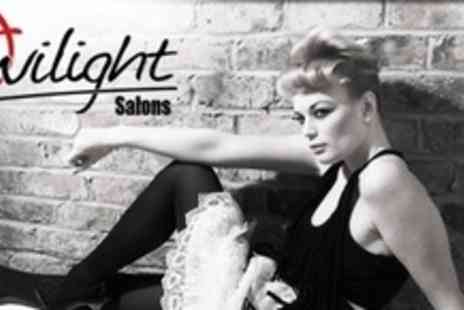 Twilight Salon - Makeover Photo Shoot With Images on CD - Save 93%