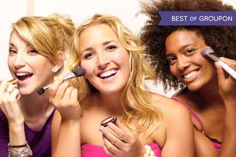 Ciara Daly Makeup - Two Hour Make Up Party for Six - Save 0%