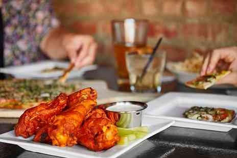 Suburban Bar - Two Course Meal with Cocktail - Save 52%