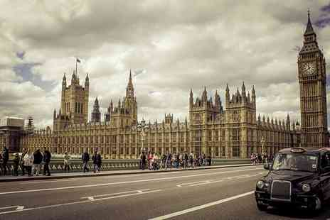 Taxi Tour London - Custom Black Cab Tour of London for Up to Four  - Save 0%