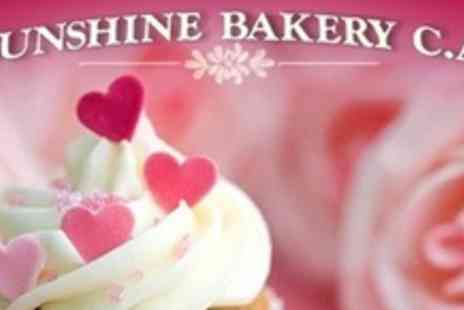 Sunshine Bakery - Two Hour Cupcake Decoration Class With Refreshments - Save 60%