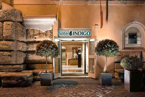 Hotel Indigo Rome - Five Star 3 nights Stay in a Superior Room - Save 45%