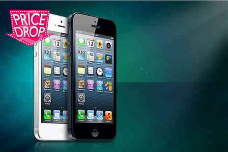 ClickWrap - Unlocked grade B refurbished Apple iPhone 5 16GB or 32gb - Save 52%