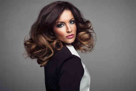 Vogue Institute - Full head balayage with a cut and blow dry - Save 78%