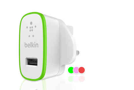 Pacetech - Belkin USB charger - Save 0%