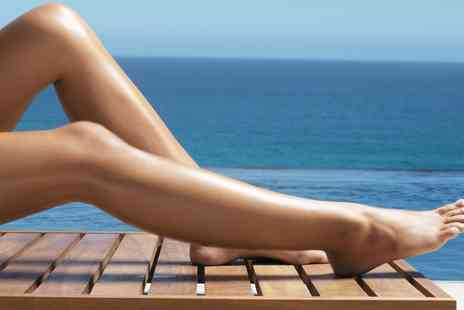 Smoothd - Soprano ICE Laser Hair Removal Six sessions on a Choice of Area - Save 91%