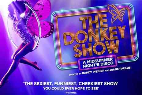 The Donkey Show London Limited - A Broadway Production Ticket to The Donkey Show at Proud Camden with Entry to Proud Club - Save 41%