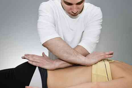 Oriental Healthcare - Spinal Consultation with Treatment and Optional Deep Tissue Massage - Save 58%