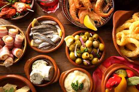 Riddlers Bar and Food - Five, 10 or 15 Tapas to Share for Two, Four or Six - Save 39%