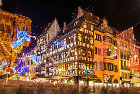 Rhine Christmas Markets Cruise - Four nights Stay in an A Grade Outside Cabin - Save 39%