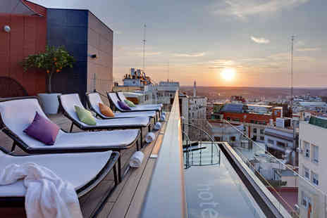 Hotel Indigo Madrid - Four Star 4 nights Stay in a Double Room - Save 70%