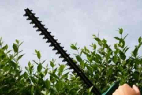 Ebeez.co.uk - Garden Power Tools Hedge Trimmer - Save 58%