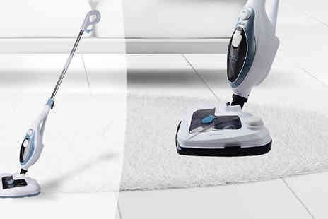 Home Direct Online - 20 in 1 Multi Function Steam Mop - Save 81%