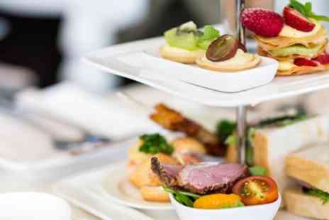 Crowne Plaza - Afternoon Tea for 2 - Save 50%