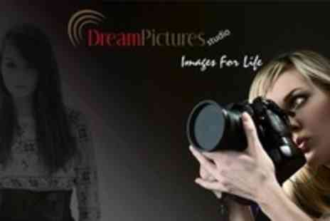 Dream Pictures Studio - Two Hour Photography Course With Live Models - Save 84%