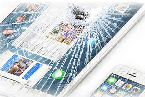 Mobile Phone Solutions - iPhone or iPad Screen Repair - Save 50%