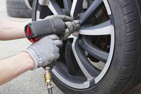 RightFit Autocentres - Wheel Alignment Package - Save 0%