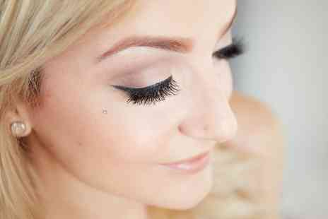 M and M Beauty Bar - Make Up Application with Optional Lashes for One - Save 0%