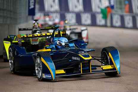 Formula E Operations - FIA Formula E Visa London ePrix Round 9 Adult, Concession or Child Ticket, Battersea Park, 2 July - Save 23%