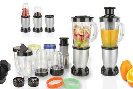 Groupon Goods Global GmbH - Multi Blender 21 Piece Set With Free Delivery - Save 72%